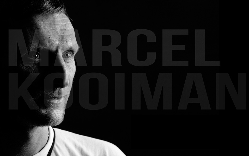 marcel kooiman zelfportret website