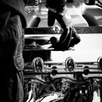 illustratie: foto reflectie kleppendeksel V8