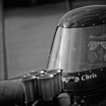 Illustratie: foto close up driver slingshot