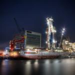 Illustratie: foto Huisman Shipyard Schiedam