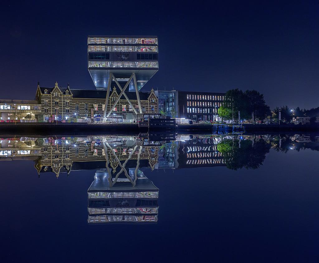 De Brug Unilever gebouw Rotterdam