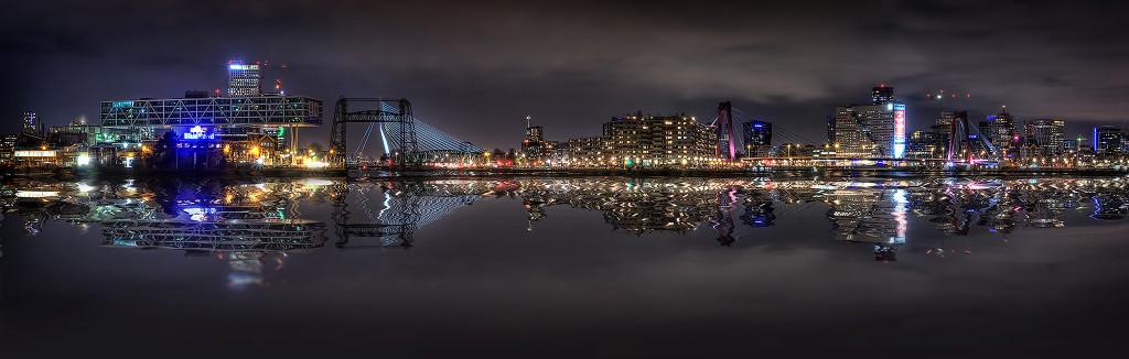 Panorama Unilever Rotterdam