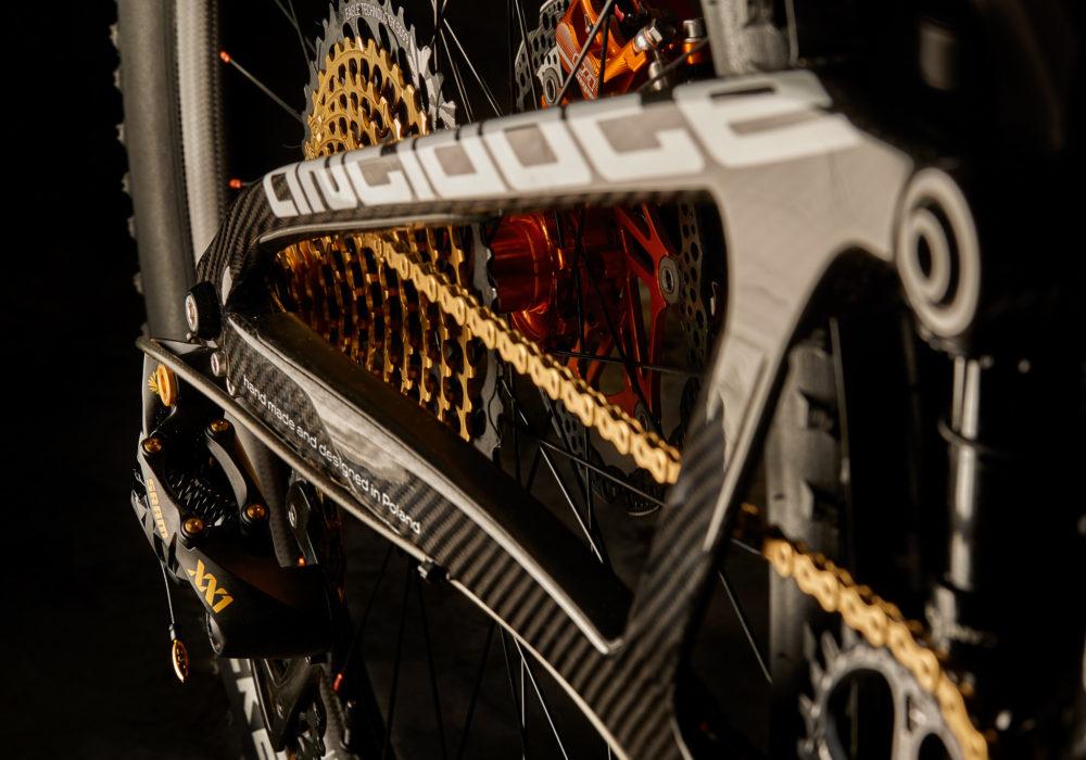 Antidote Carbonjack een fiets met 'ballen'